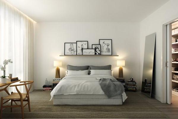Beautiful Creative Small Bedroom Design Ideas Collection ... on Beautiful Small Room  id=48704