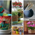 Creative Diy Herbs Flower Pots For Your Home