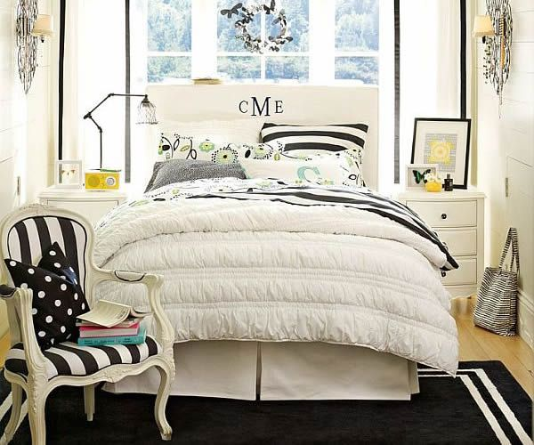55 Creatively Inspiring Design Ideas for Teenage Girls Rooms on Teen Rooms Girls  id=87068