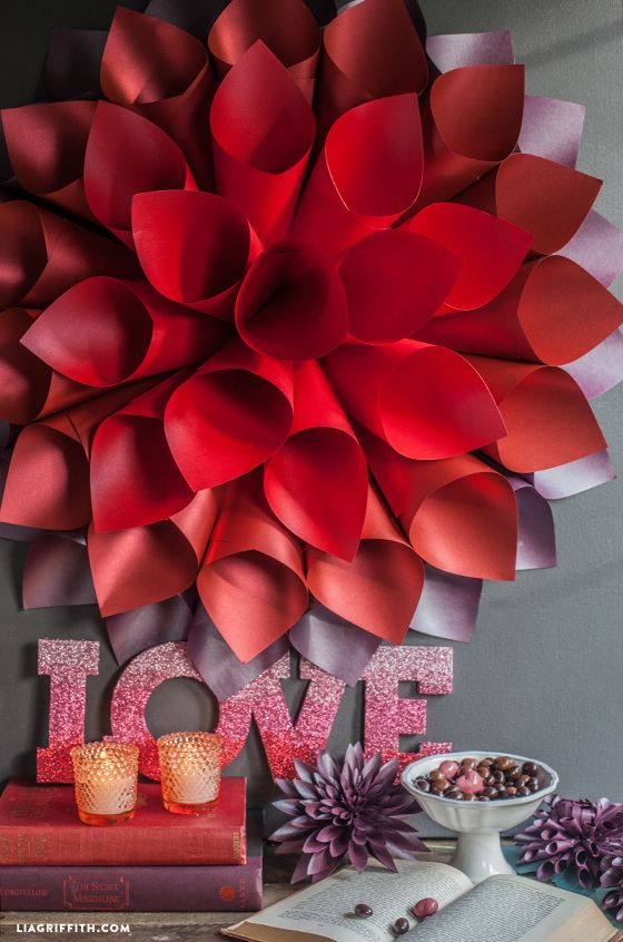 Find Inspiration With Valentines Crafts Wall Art And