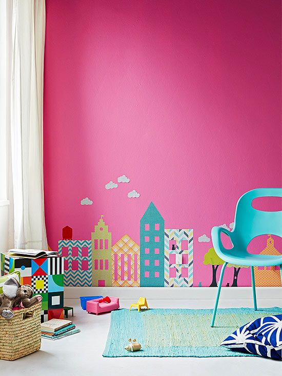 Creative Fun For All Ages With Easy DIY Wall Art Projects on Creative Wall Art Ideas  id=78014