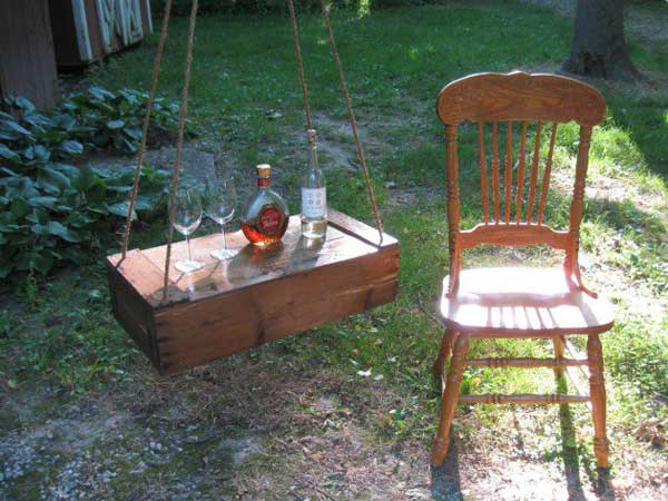 37 Insanely Creative DIY Backyard Furniture Ideas That Everyone Should Pursue homesthetics decor (17)