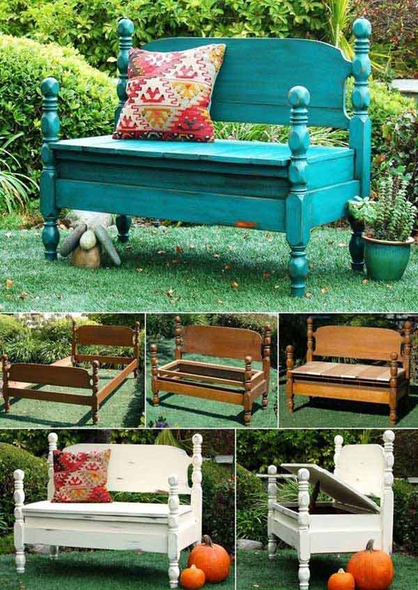 37 Insanely Creative DIY Backyard Furniture Ideas That Everyone Should Pursue homesthetics decor (36)