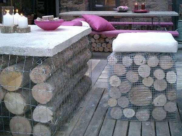 37 Insanely Creative DIY Backyard Furniture Ideas That Everyone Should Pursue homesthetics decor (4)
