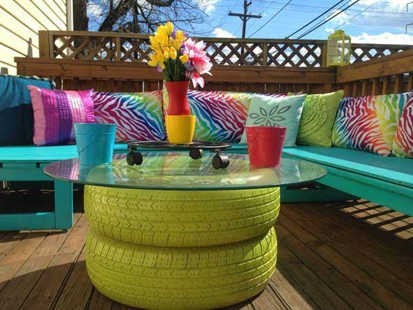 37 Insanely Creative DIY Backyard Furniture Ideas That Everyone Should Pursue homesthetics decor (8)