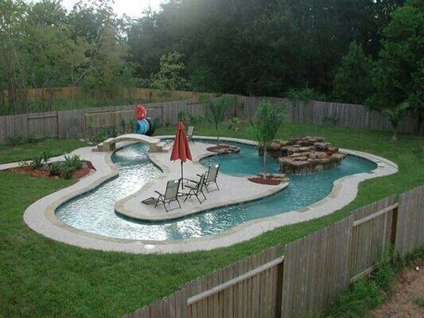 Design Your Dream Backyard With These Incredible 32 DIY ... on Dream House Backyard id=62275