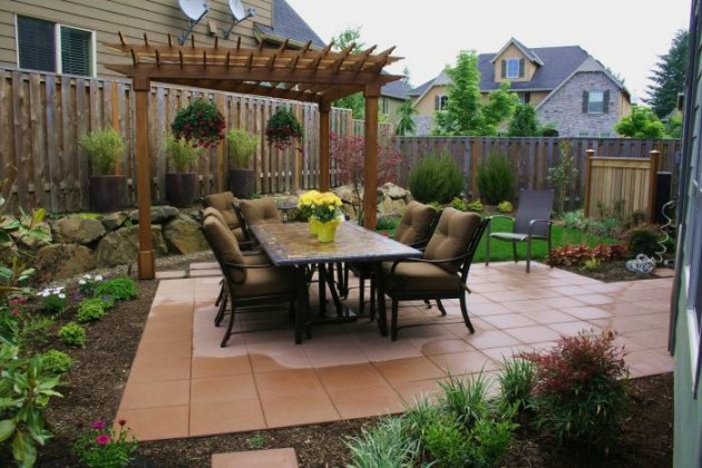 Outside Landscaping Ideas