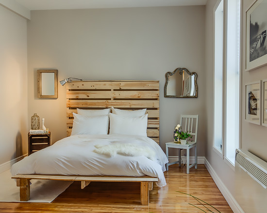 27 Ingeniously Beautiful DIY Pallet Bed Designs To ... on Pallet Bedroom  id=12256