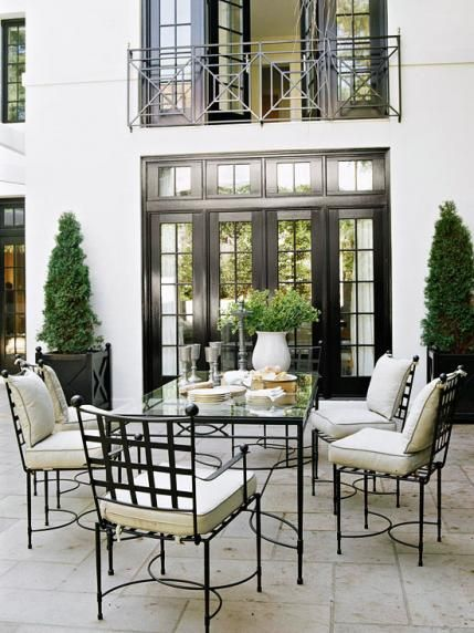 15 Of The Most Elegant Patio Designs You Have Ever Seen on Black And White Backyard Decor  id=78531