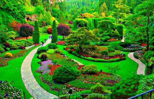most beautiful flower gardens 13 Of The Most Beautifully Designed Flower Gardens In The