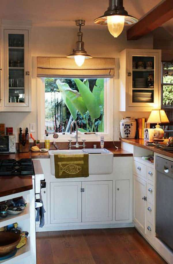 19 Beautiful Showcases of U-Shaped Kitchen Designs for ... on Tiny Kitchen Remodel Ideas  id=35397