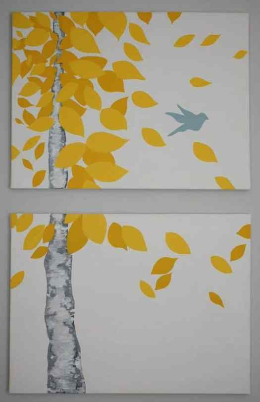 19 Easy Canvas Painting Ideas 10