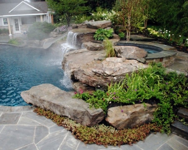 Rock Garden Ideas To Implement In Your Backyard ... on Backyard Rock Garden Ideas id=52384