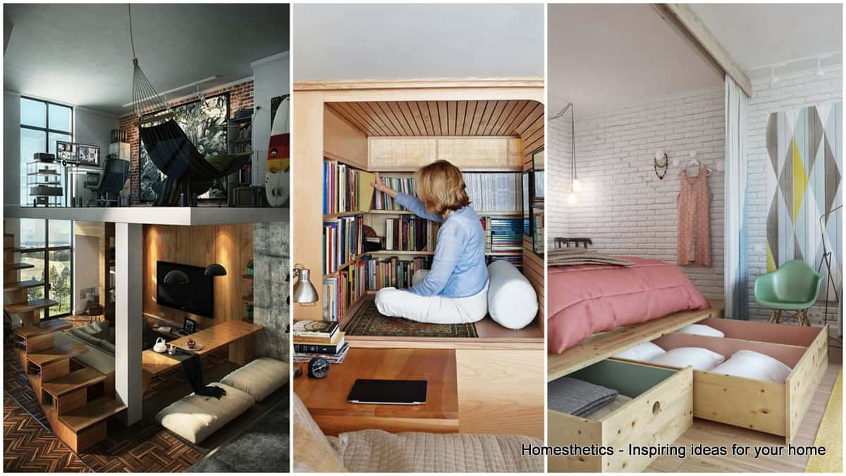 37 Small Apartment Ideas And How To Deal With Space