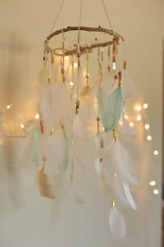 Colorful And Playful DIY Baby Mobiles Ideas Homesthetics