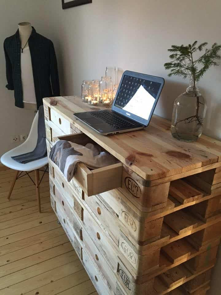 10 Outstanding DIY Pallet Furniture That Will Take Your ... on Pallet Bedroom  id=27101