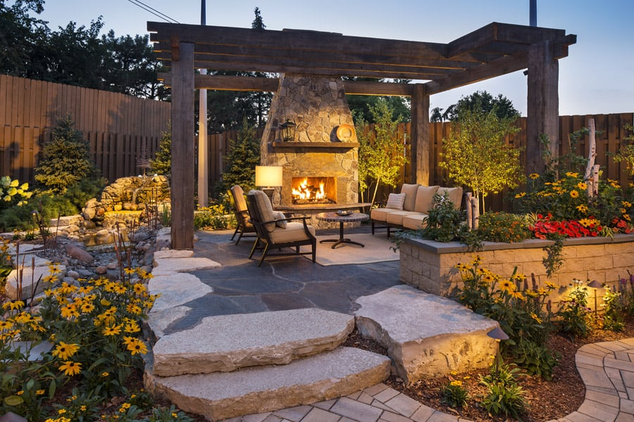 Fabulous Patios Designs That Will Leave You Speechless ... on Lawn Patio Ideas id=77584
