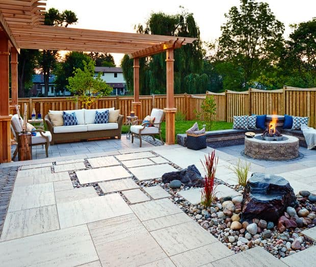 Fabulous Patios Designs That Will Leave You Speechless ... on Cheap Backyard Patio Ideas id=44289