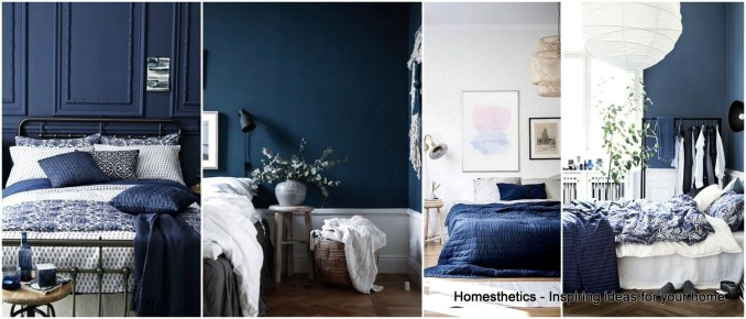 33 Epic Navy Blue Bedroom Design Ideas to Inspire You ...