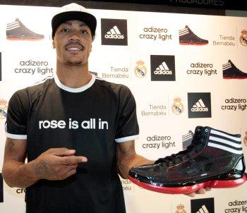derrick rose adidas deal