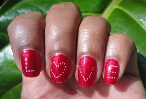 The Heart Shape Is Also Definitely An Important Symbol You Can Incorporate It Into Your Nail Art Design In Numerous Ways Be A Sparkly On