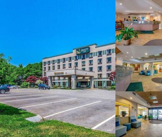 Quality Inn Photo Collage