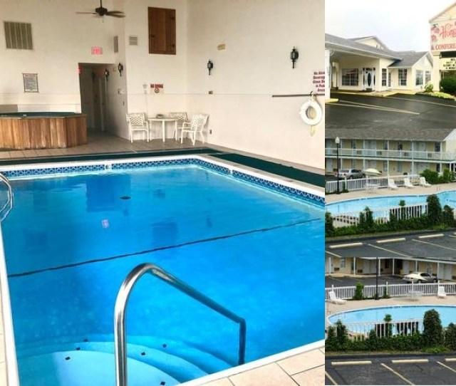 Honeysuckle Inn Conference Center Photo Collage