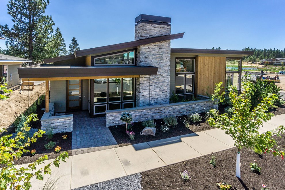 Mid-Century Modern House Plans - Time to Build