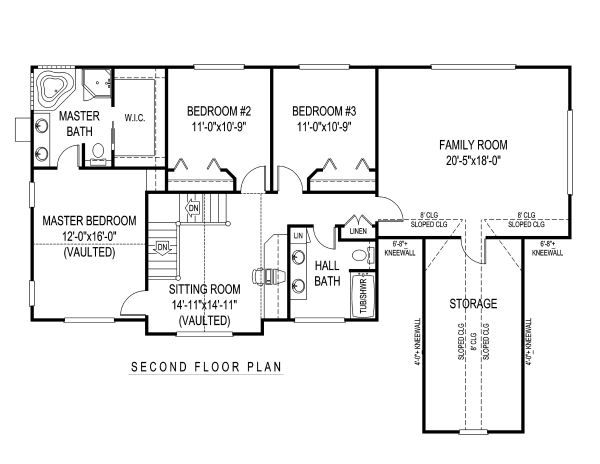 4 Beds 2.5 Baths 2583 Sq/Ft