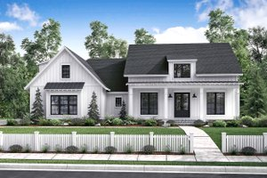 Modern Farmhouse Plans   Flexible Farm House Floor Plans Plan