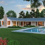 Ranch Style House Plan 2 Beds 2 5 Baths 2507 Sq Ft Plan 888 5 Eplans Com