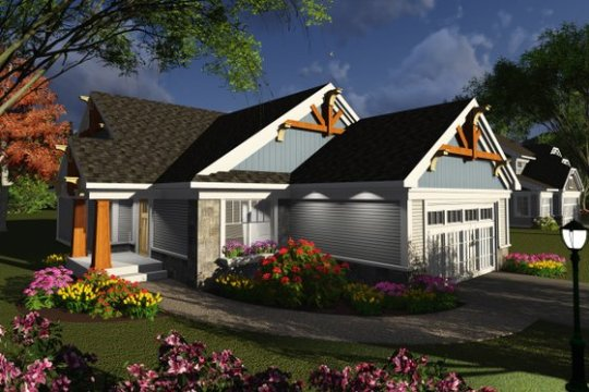 House Plans  Blueprints and Garage Plans for Home Builders at     Featured Plan