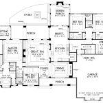 European Style House Plan 4 Beds 4 Baths 3048 Sq Ft Plan 929 1 Dreamhomesource Com