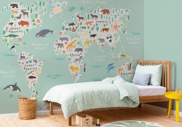 Kids Room Wallpaper Kids Bedroom Ideas Hovia