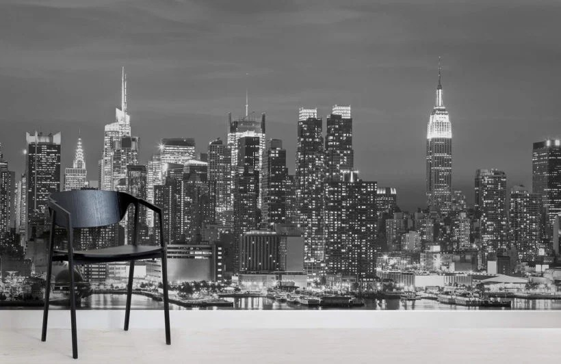 Ti garantiamo il giusto acquisto, ci lavoriamo tutti i giorni. Carta Da Parati Panorama Di New York Hovia It