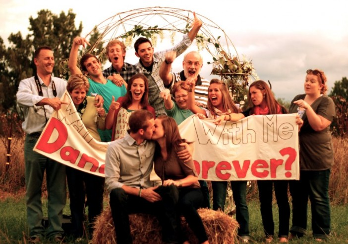 Should You Include Family & Friends In Your Marriage Proposal?