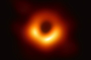 The Never Seen: The First Photo Of A Black Hole