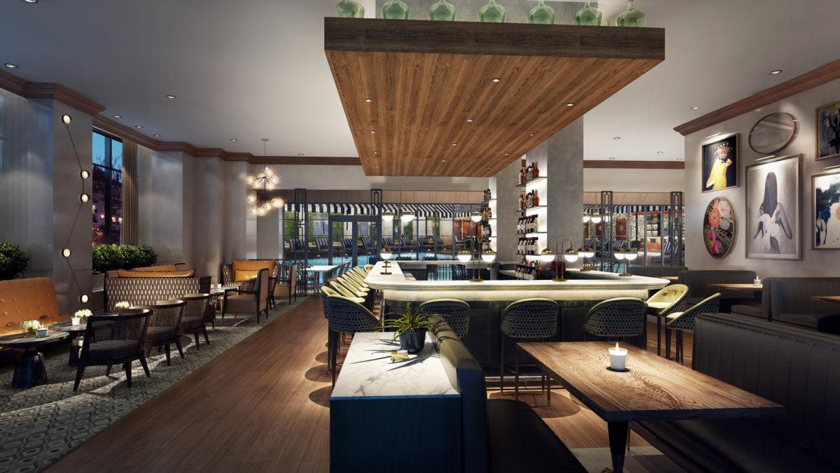Amid Struggling Houston Hotel Industry New Zaza Opens In