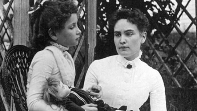 Deaf, Blind and Determined: How Helen Keller Learned to