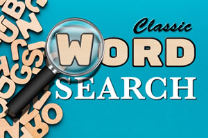 Classic Word Search game – Find all the words in all levels!