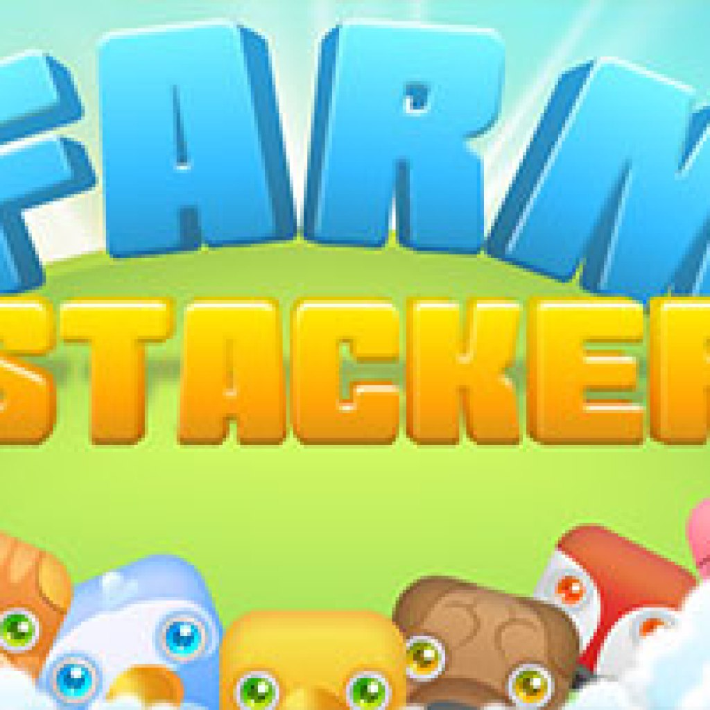 Farm Stacker Online Game – Stack animals on the farm!