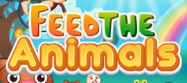 Feed the Animals Online Game – Connect animals and their food
