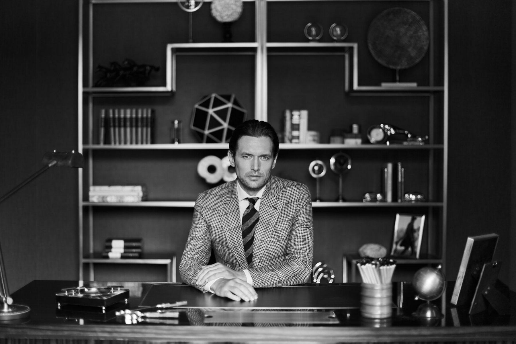 Savile Row Tailors | Mens Suit Tailors & Tailoring in London - Huntsman Savile Row