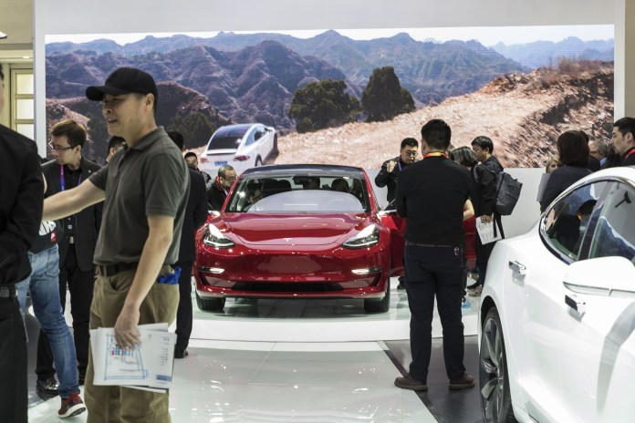 are chinese electric car start-ups doomed after tesla's big price
