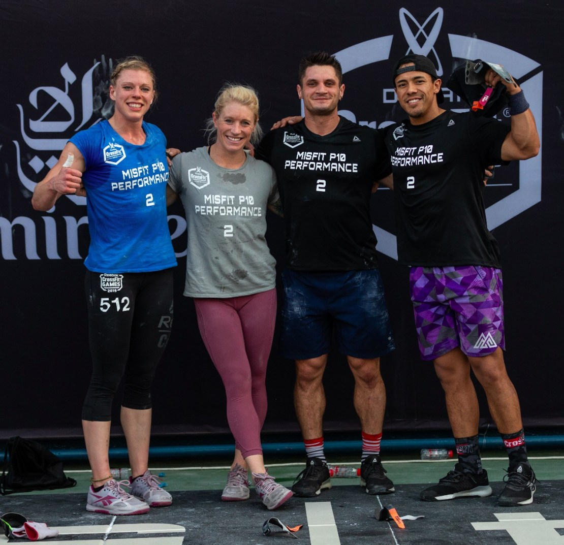 Dubai CrossFit Championship: Misfit P10 Performance, a CrossFit ...