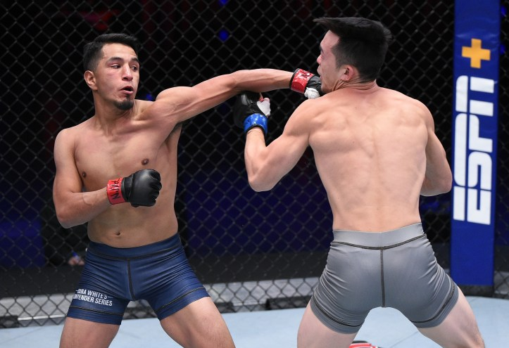 As awkward as he looks at times, Adrian Yanez is fast becoming the UFC's next knockout king   Yanez vs Costa