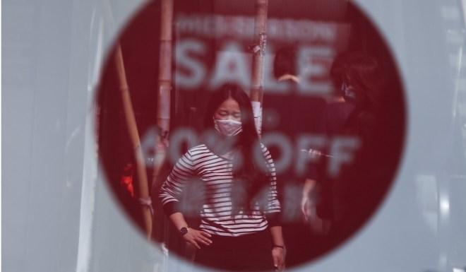 The coronavirus pandemic has taken its toll on the economy. Photo: Nora Tam
