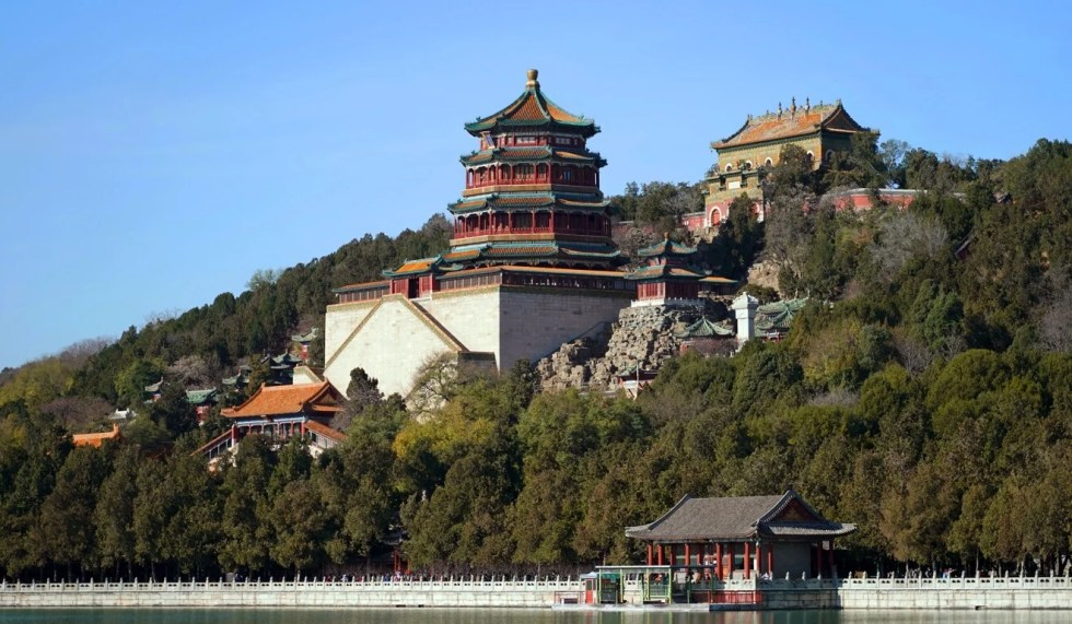 Beijing's Old Summer Palace, or Yuanmingyuan, was burned and looted during the Second Opium War in 1860. Photo: Xinhua