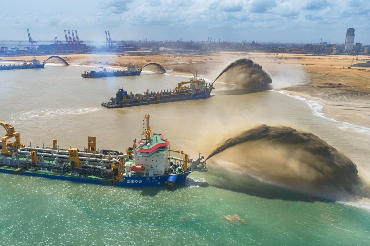 Sri Lanka seeks US$1 billion loan from China as it ...