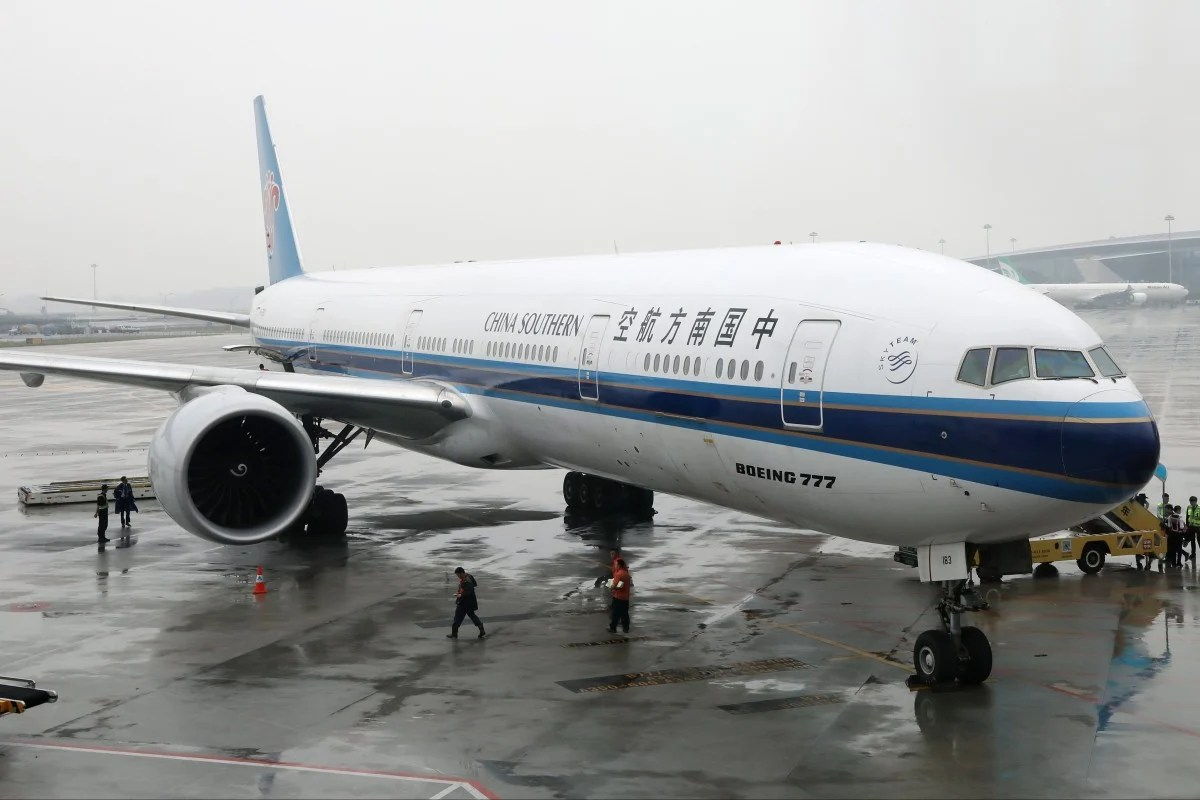 China Southern Airlines eyes world domination as it puts ...